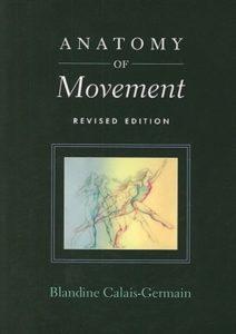 Workshop boek Anatomy of Movement